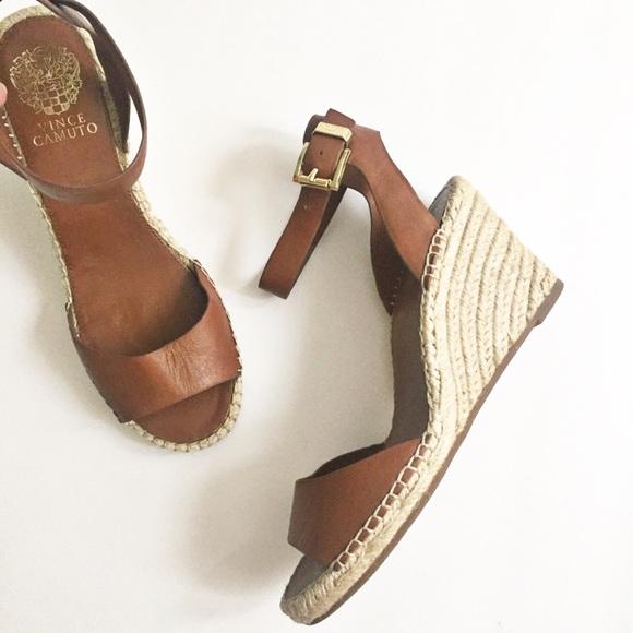 5af1db160c6 Vince Camuto Shoes - Vince Camuto Tagger Espadrille Wedge Sandals - 8.5